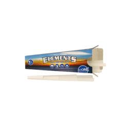 Elements Cones 1 ¼ 6 Pack | אלמנטס קונוס 6 בינוני