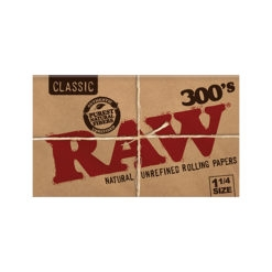 RAW Classic 1 ¼ 300's | רו 300 קלאסי