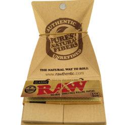 RAW Classic Artisano 1 ¼ + Tips | רו ארטסנו בינוני
