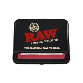 RAW Roll box | מכונת גלגול מתכתית
