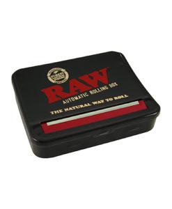 RAW Roll box   מכונת גלגול מתכתית
