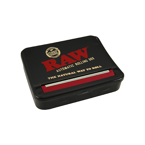 RAW Roll box | מכונת גלגול מתכתית