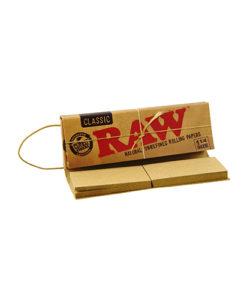 RAW Classic 1 ¼ + Tips | רו קלאסי בינוני פילטר