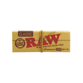 RAW Classic SW + Tips | רו קלאסי קטן פילטר