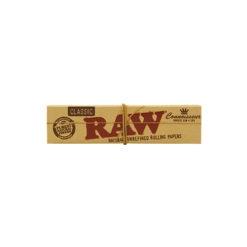 RAW Classic KS Slim + Tips | רו קלאסי גדול פילטר