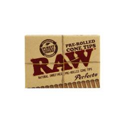 RAW Pre-Rolled Tips | רו פילטר מגולגל
