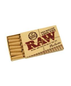 RAW Pre-Rolled Tips   רו פילטר מגולגל