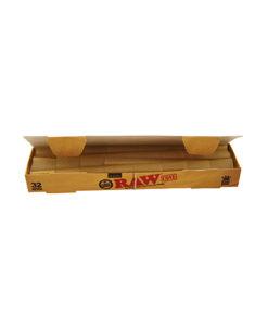 RAW Prerolled Classic 32 Cones KS | רו קונוס 32 גדול קלאסי
