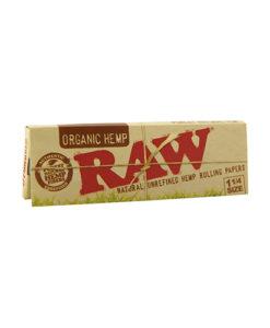 RAW Organic 1 ¼ Papers | רו אורגני בינוני