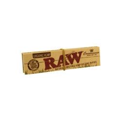 RAW Organic KS Slim + Tips | רו אורגני גדול פילטר