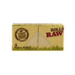 RAW Organic Rolls 5m | רו רול אורגני 5 מטר