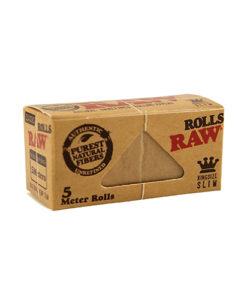 רו רולס גדול צר קלאסי | Raw rolls KS classic SLIM