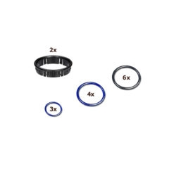 SOLID VALVE O-Ring Set | סט אטמים שסתום מוצק