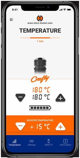 קראפטי וופורייזר אפליקציה