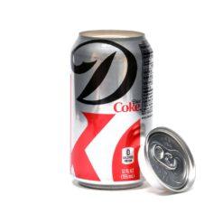 דיאט קולה פחית הסתרה | Diet Coke