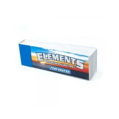 elements perforated filter tips אלמנטס פילטר נייר מחורר