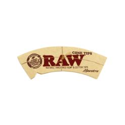 raw maestro cone filter tip רו מאסטרו פילטר נייר קונוס