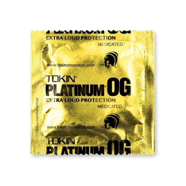 Stink Sack XXS Tokin Chrondom Bag | סטינק סק XXS קונדום