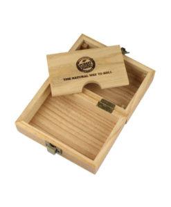 RAW Wooden Box | רו קופסת אחסון מעץ