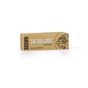 The Bulldog Brown Tips | הבולדוג פילטר חום
