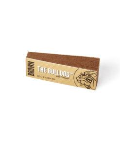 The Bulldog Brown Tips   הבולדוג פילטר חום