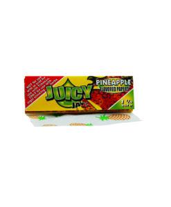 Juicy Jay's Pineapple 1 1/4   ג׳וסי ג'יי בינוני אננס