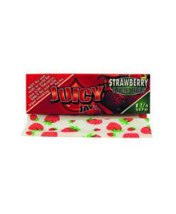 Juicy Jay's Strawberry 1 1/4   ג׳וסי ג'יי בינוני תות