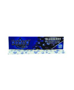 Juicy Jay's Blueberry KS Slim   ג׳וסי ג'יי גדול אוכמניות