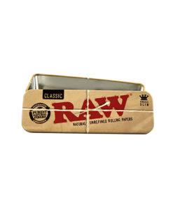 RAW Roll Caddy KS | רו קופסא לשמירת מגולגלות גדולה