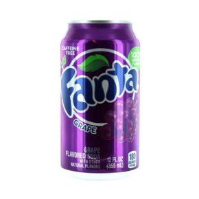 פנטה ענבים פחית הסתרה | Fanta Grape Safe can