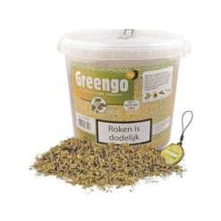 Greengo Bucket 500g | גרינגו תחליף טבק דלי