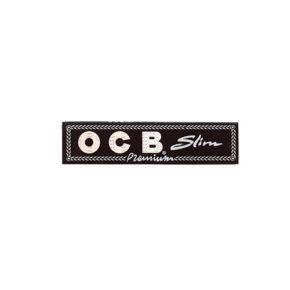 OCB Black Slim KS | או סי בי גדול שחור