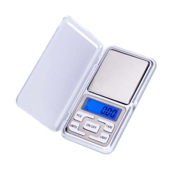 Digital Pocket Scale | משקל כיס דיגיטלי
