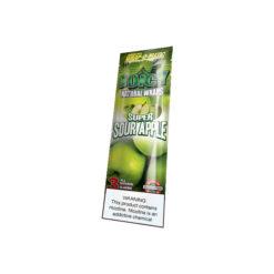 Juicy Natural Wraps Super Sour Apple | ג'וסי ג'יי בלנט תפוח חמוץ
