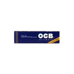 OCB Ultimate KS + Tips   או סי בי כחול גדול פילטר