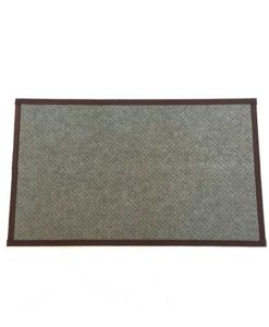Raw Natural Bamboo Door Mat   רו שטיח כניסה מבמבוק