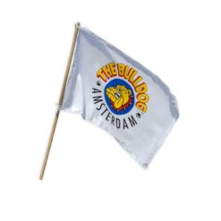 The Bulldog Amsterdam - Flag | הבולדוג אמסטרדם - דגל רשמי