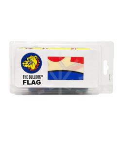 The Bulldog Amsterdam - Flag   הבולדוג אמסטרדם - דגל רשמי