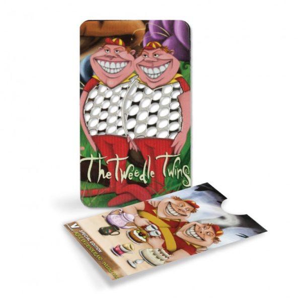 VS Special Edition - Tweedle Twins | וי סינדיקט ספיישל - התאומים