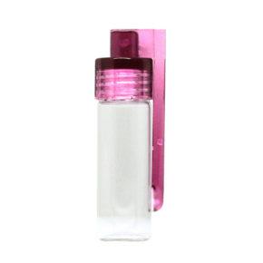 Snuff Bottle with Folding Spoon | מיכל זכוכית עם כפית מתקפלת