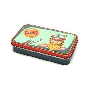 NickelBox tin box | ניקל בוקס קופסת מתכת