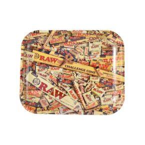 RAW Medium Tray - Papers | רו מגש בינוני - ניירות
