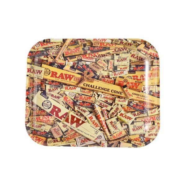 RAW Medium Tray - Papers   רו מגש בינוני - ניירות