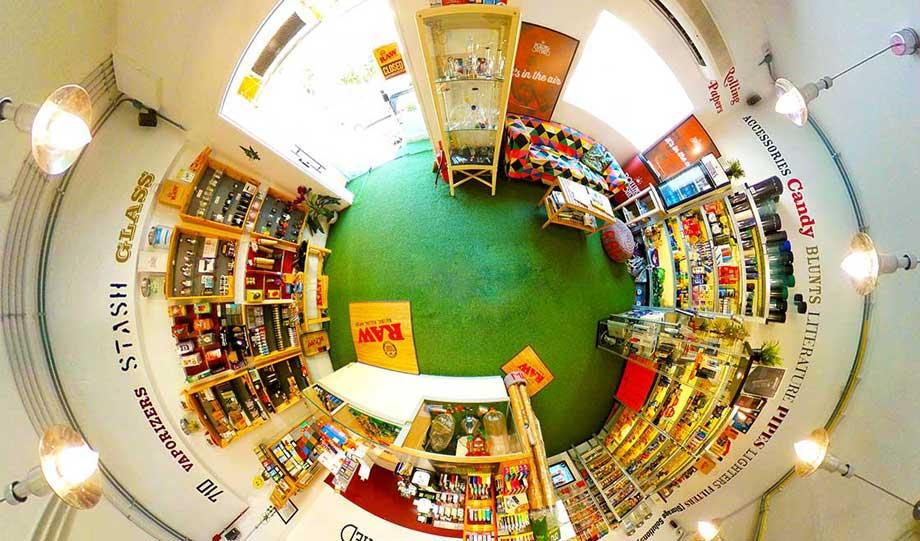 חנויות רולינג סטונד בתל אביב