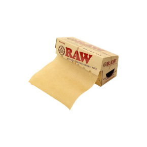 רו ניירות אפייה רול קטן | Raw rawthentic unrefined parchment paper 10cmX4m