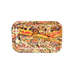 RAW Small Tray - Papers   רו מגש קטן - ניירות