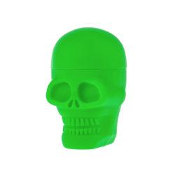 אחסון מסיליקון למיצויים - גולגולת | Skull Silicon Container