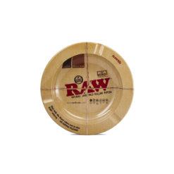 Raw Metal Ashtray with Magnet | רו מאפרת מתכת עם מגנט
