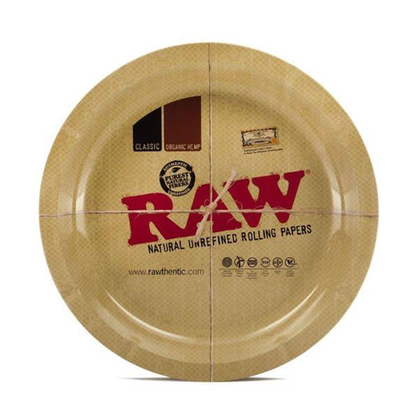 RAW Tray \ Ashtray - Large | רו מגש גלגול / מאפרה - גדול