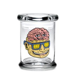 Medium Pop-Top - eenage Lobotomy | צנצנת פופ-טופ M - מוח